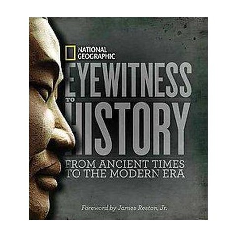 Eyewitness to History (Hardcover)