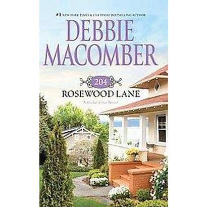 204 Rosewood Lane (Reprint) (Paperback)