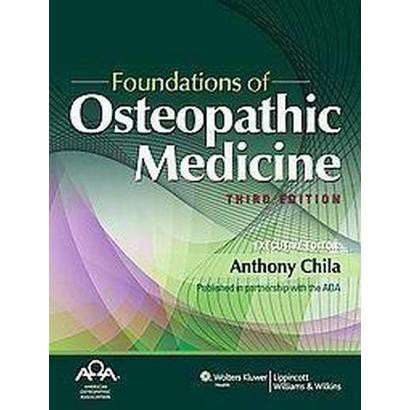 Foundations of Osteopathic Medicine (Mixed media product)