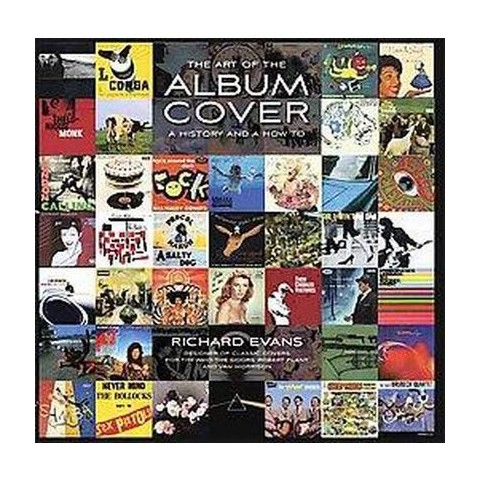 The Art of the Album Cover (Hardcover)