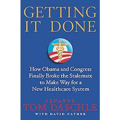 Getting It Done (Hardcover)
