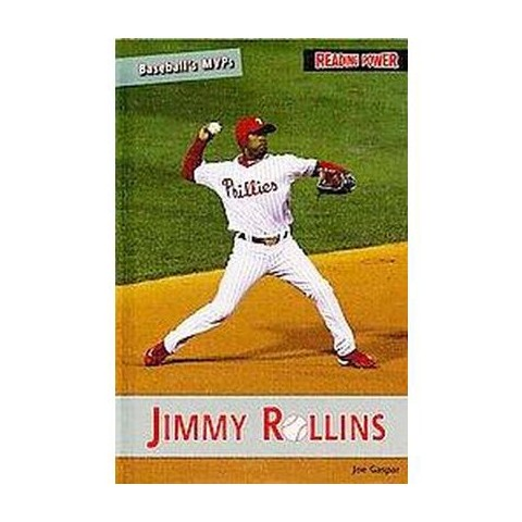 Jimmy Rollins (Hardcover)