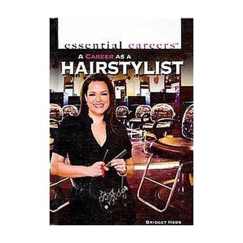 A Career As a Hairstylist (Hardcover)
