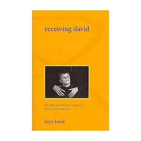 Receiving David (Paperback)