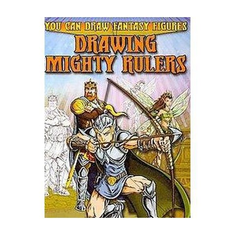 Drawing Mighty Rulers (Hardcover)