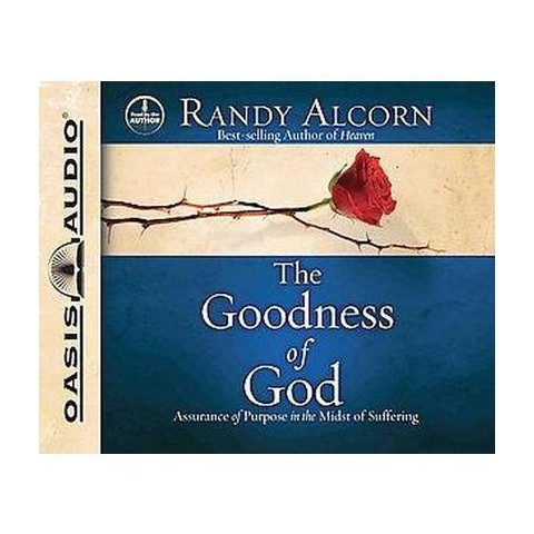 The Goodness of God (Unabridged) (Compact Disc)