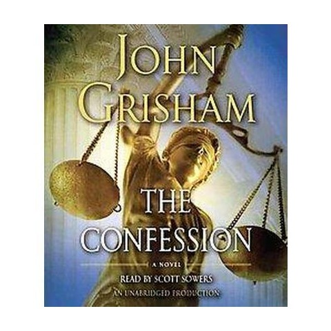 The Confession (Unabridged) (Compact Disc)
