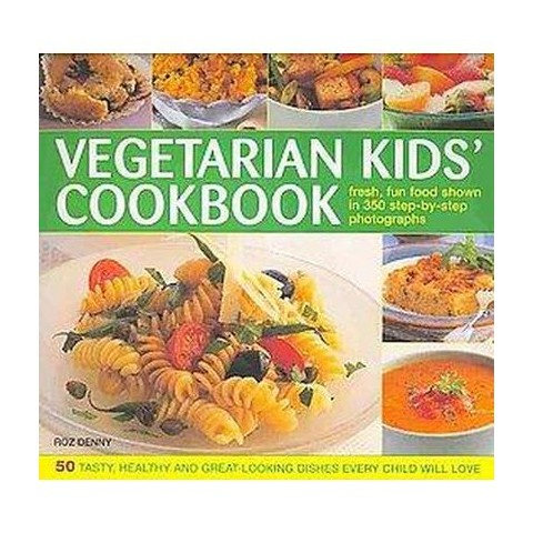 Vegetarian Kids' Cookbook (Reprint) (Hardcover)