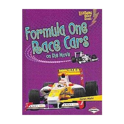 Formula One Race Cars on the Move (Hardcover)
