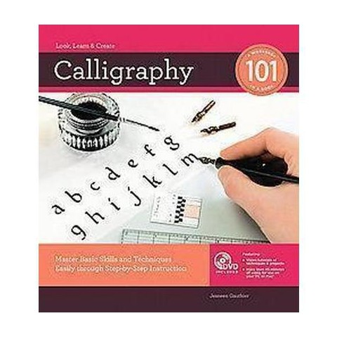 Calligraphy 101 ( 101 Series) (Hardcover)