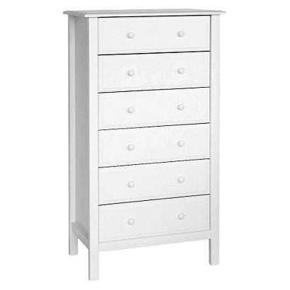 Davinci Jayden 6 Drawer Tall Dresser Target