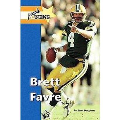 Brett Favre (Hardcover)