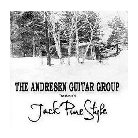 The Best of Jack Pine Style (Compact Disc)
