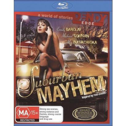 Suburban Mayhem (Blu-ray) (Widescreen)