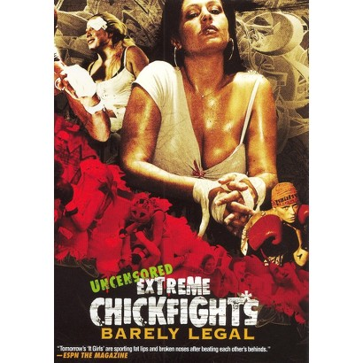 Extreme Chickfights: Barely Legal