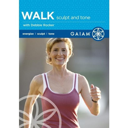 Walk, Sculpt and Tone With Debbie Rocker (DVD/CD)