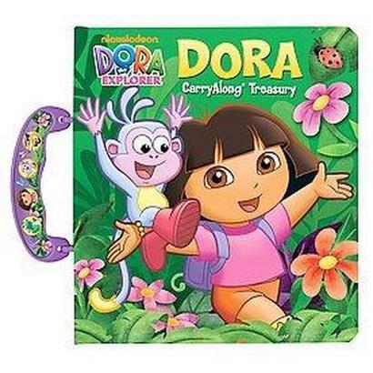 Dora and Friends Carryalong Treasury (Board)