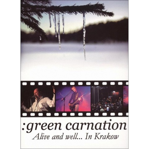 Green Carnation: Alive and Well...  in Krakow (Limited Edition) (DVD/CD)