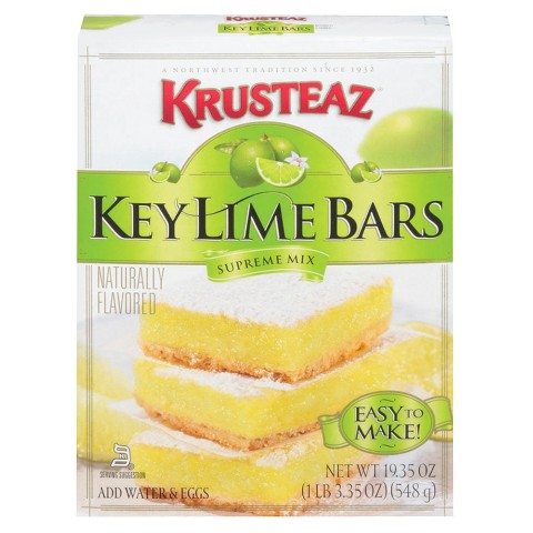 Krusteaz 19.35-oz. Key Lime Bar Mix