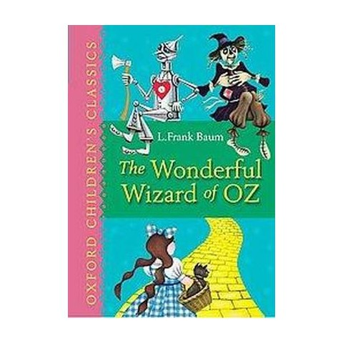 The Wonderful Wizard of Oz (Reprint) (Hardcover)