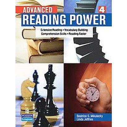 Advanced Reading Power (Paperback)