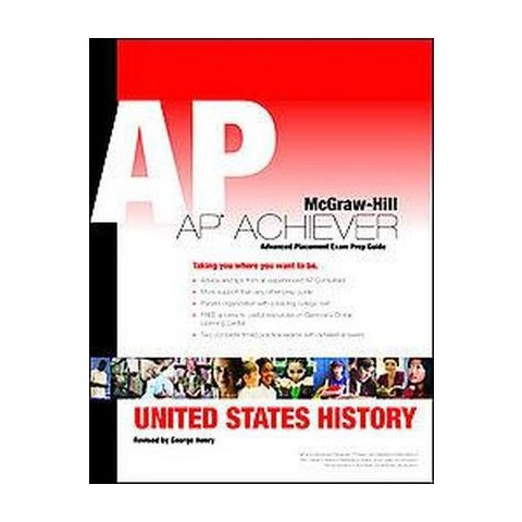 AP Achiever Advanced Placement American History Exam Preparation Guide to Accompany American History