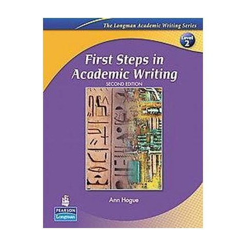 First Steps in Academic Writing (Paperback)