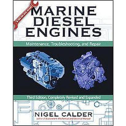 Marine Diesel Engines (Hardcover)