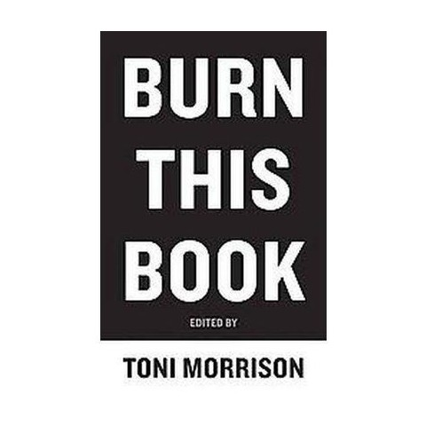 Burn This Book (Hardcover)
