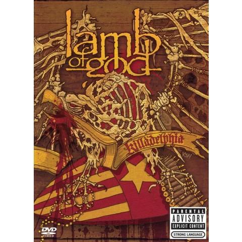 Lamb of God: Killadelphia (DVD/CD)
