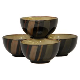 Avanti Black Dinnerware Collection