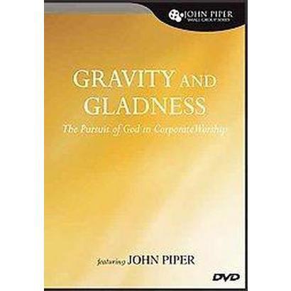 Gravity and Gladness (DVD)
