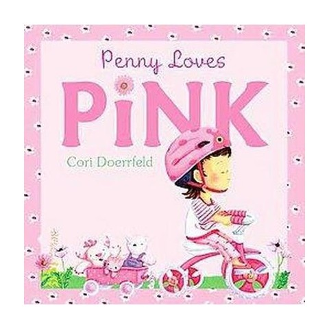 Penny Loves Pink (Hardcover)