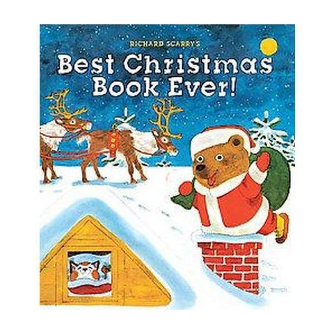 Richard Scarry's Best Christmas Book Ever (Hardcover)