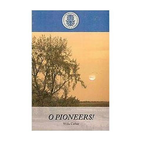 O Pioneers! (Large Print) (Paperback)