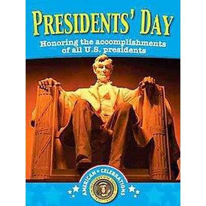 Presidents' Day (Mixed media product)