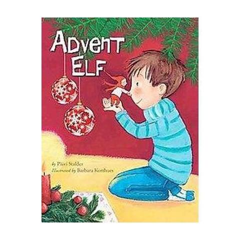 The Advent Elf (Hardcover)