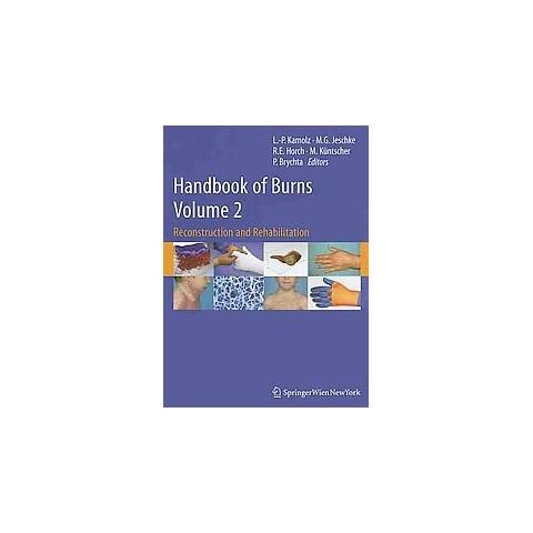 Handbook of Burns (2) (Hardcover)