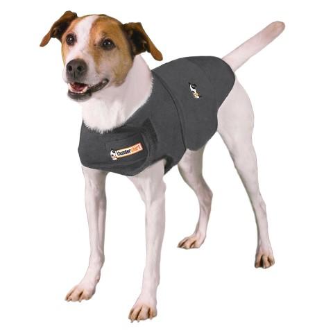 Thundershirt Dog Anxiety Treatment- Heather Gray