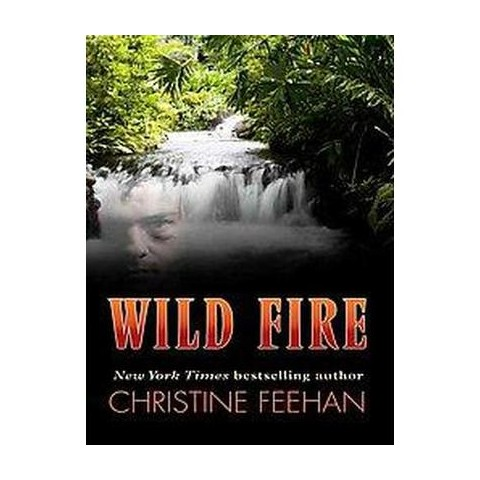 Wild Fire (Large Print) (Hardcover)