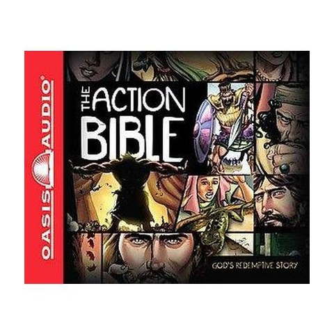 The Action Bible (Unabridged) (Compact Disc)