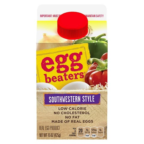 Egg Beaters Southwestern Egg Substitute 15 oz