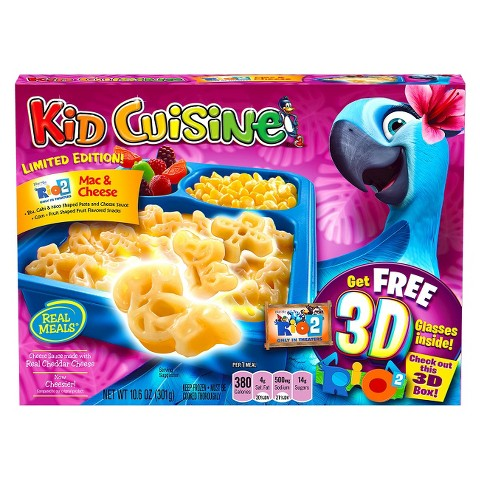 Cuisine Mac & Cheese Cheese Blaster Real Meals 10.6 oz