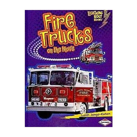 Fire Trucks on the Move (Hardcover)