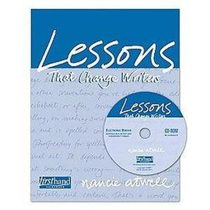 Lessons That Change Writers (CD-ROM)