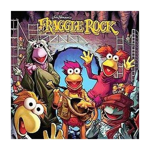 Fraggle Rock 1 (Hardcover)