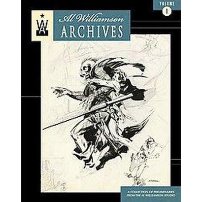 Al Williamson Archives (1) (Paperback)