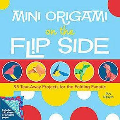 Mini Origami on the Flip Side (Hardcover)