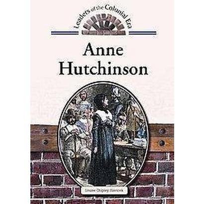 Anne Hutchinson (Hardcover)
