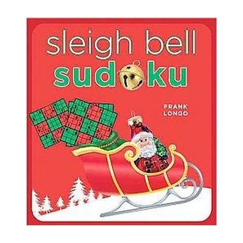 Sleigh Bell Sudoku (Paperback)